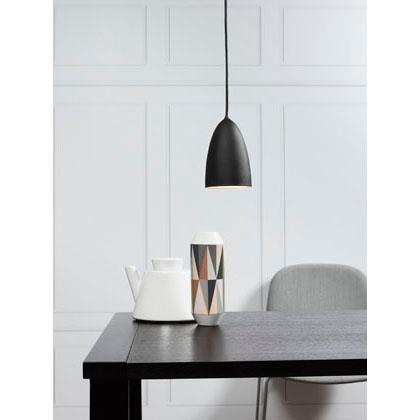 nordlux nexus 10 led riippuvalaisin musta 3w 2700k. Black Bedroom Furniture Sets. Home Design Ideas