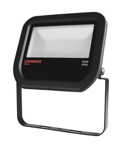 LEDVANCE Floodlight 50W LED-Valonheitin, Musta
